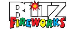 Blitz Fireworks logo